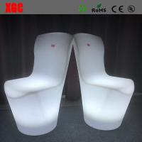 China LED chair Glowing Waterproof IP54 LED Furniture LED Chairs and Tables for Party Events on sale
