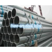 Galvanized Seamless Line Pipe Carbon Steel Seamless Welded Pipe ISO Certification Manufactures