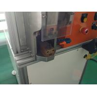 PLC Controlled Automatic Fusing Machine for DC and AC Motor SMT- K3220 Manufactures
