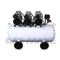 High Reliability Oil Free Air Compressor With Low Exhaust Temperature Manufactures