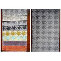 China 100% Polyester Lightweight Crepe Fabric , Loose Weave Linen Fabric JD165 on sale