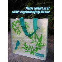 WOVEN SHOPPERS, big bags, ground cover, tarpaulin, PE tarpaulin, weed mat, Flex Manufactures