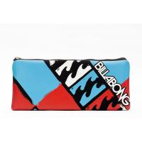 China Billabong 3mm office neoprene pencil case with zipper closure on sale