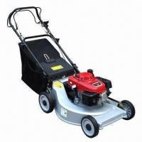 China 22-inch Self-propelled Lawn Mower with Aluminum Deck and Honda Engine on sale