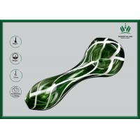 Hand Spoon Glass Water Bongs , Regent Glass Tabacco Glass Bongs For Univeral Manufactures