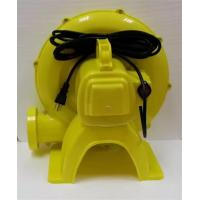 Sturdy Durable Inflatable Slide Blower , Yellow Inflatable Toy Blower Low Noise Manufactures