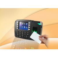 Security Fingerprint Access Control System support Arabic Spanish French English Language Manufactures
