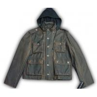 Men's PU Jacket (07m-06-1) Manufactures