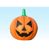 Halloween Festival Inflatable Advertising Signs Giant Blow Up Pumpkins Decorations Manufactures