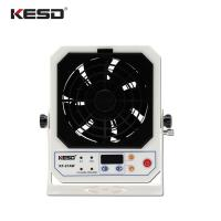 Buy cheap Indoor High Frequency AC Bench Top Ionizer , Hot Ionizing Air Blower Fan from wholesalers