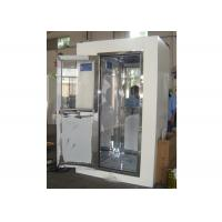 Explosion Proof Automatic Cleanroom Air Shower , Pharmaceutical Clean Rooms Manufactures