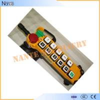 China Industrial Wireless Hoist Remote Control Overhead Bridge Crane Control F24-10S on sale