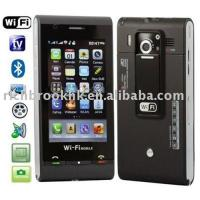China C5000 quad band wifi phone with tv and java, with flashlight cell phone dual sim card on sale