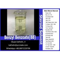China Homebrew Steroid Solvents Benzyl Benzoate (BB) For Steroids Conversion Oil  120-51-4 on sale