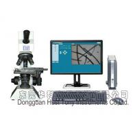 China Fiber Fineness And Composition Analysis System Textile Testing Equipment on sale
