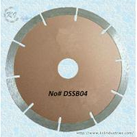 China Diamond Segmented Saw Blades for Porcelain - DSSB04 on sale