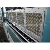High Output Rotary Pulp Egg Tray Making Machine / Egg Box Moulding Machine Manufactures