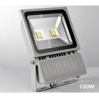 China Aluminum Exterior Led Flood Lights EPISTAR 110LM/W 6000K - 6500K on sale