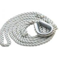 3-strand twisted polypropylene anchor dock line rope code Manufactures
