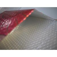 "Self Adhesive Seal Poly Bubble Lined Bags Size 1 / 7.25""X12"" POF Barrier For Household Manufactures"