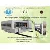 Buy cheap 150pcs/min Automatic Corrugated Box Making Machine / Machinery With Automatic from wholesalers
