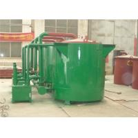 Hoisting Type Charcoal Carbonization Stove With Wood Sawdust Briquette Machine Manufactures