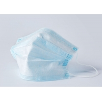 Disposable 3 Ply Anti Dust Hypoallergenic Dental Masks Manufactures