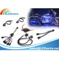 Motorcycle LED Lighting Kit Cable Set Manufactures