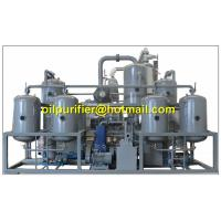 Engine Oil Distillation System, Base Oil Distillated Production Line Manufactures
