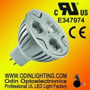 China 12V Bi-pin mr16 gu5.3 halogen flood light bulb UL on sale