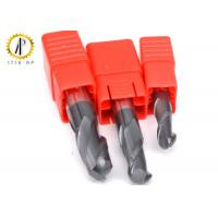 China Two Flute Center Cutting End Mill Router Bit , 0.3mm~20mm Carbide Chamfer End Mill on sale