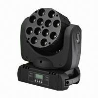 Cree LED 12 x 4-in-1 10W Beam Moving Head Light, Bright Lamp Manufactures