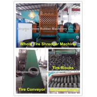 China Best Price Used Tyre Recycling Machine for Sale on sale