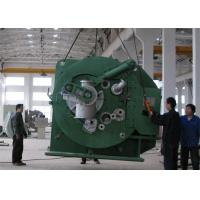 China Food industry GKH horizontal scraper discharge continuous centrifugal separator on sale