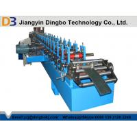 China Metal C Stud and U track for Drywall Partition Profiles Machine Controlled by PLC on sale