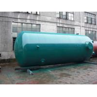 Super insulation vertical air stainless steel pressure vessels Manufactures