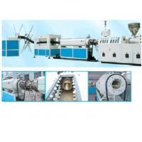 China PE Carbon Fiber Hose extrusion Machine on sale
