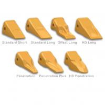 CAT Mining Excavator Bucket Tooth, Pin, Adapter, Lip Shroud Manufactures