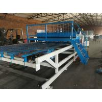 4--8mm Concrete Reinforced Mesh Welding Machine For Construction Mesh Panel Manufactures