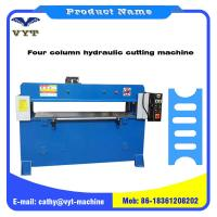 Hot Sale Four Column Hydraulic Cutting Machine for Plastic Weaving Manufactures