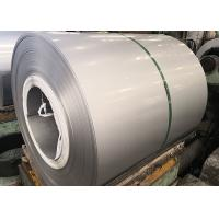 Customized 321 Stainless Steel Sheet Coil Hot Rolling SGS Certification Manufactures