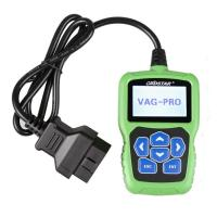 OBDSTAR VAG PRO Auto Key Programmer for VW/Audi/Skoda/Seat No Need Pin Code with Mileage P Manufactures