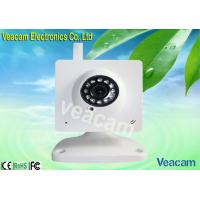 8M Night Vision Distance, Mini Wireless External IP Camera With 300K Pixels CMOS Sensor Manufactures