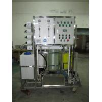 Double Stage RO Seawater Desalination Plant Manufactures