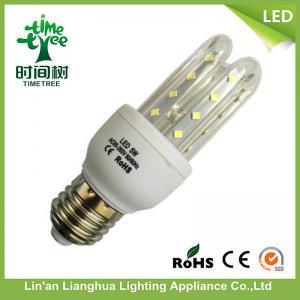 85V - 265V 5W LED Corn Light For Home / Hotel , LED Corn Lamp E27 Manufactures