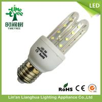 Buy cheap 85V - 265V 5W LED Corn Light For Home / Hotel , LED Corn Lamp E27 from wholesalers