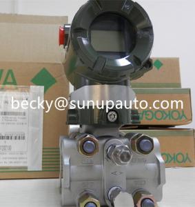 High Accuracy Yokogawa EJA110E Differential Pressure Transmitters EJA110E-DFS3G-710DB Manufactures