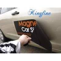 Waterproof Custom Magnetic Car Stickers , Pvc Vinyl Sticker For Fridge Window 1.5m Max Manufactures