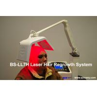 Laser diode hair regrowth machine for hair lossing alopecia Manufactures