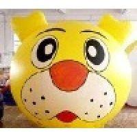 The gift of the cartoon tiger for children, inflatables helium balloon Manufactures